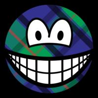 Scottish smile