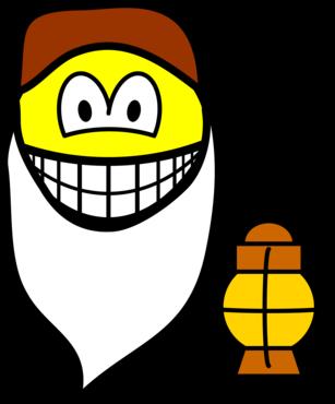 Sneezy smile
