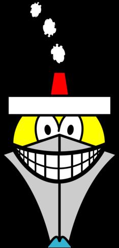 Ship smile
