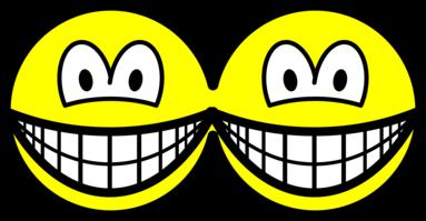 Siamese smile