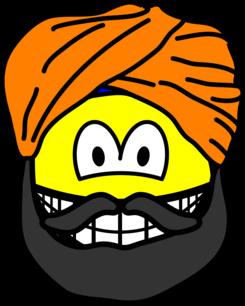 Sikh smile