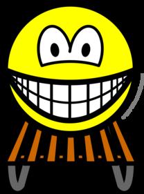 Sled smile