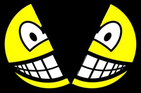 Split smile