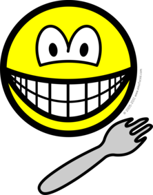 Spork smile