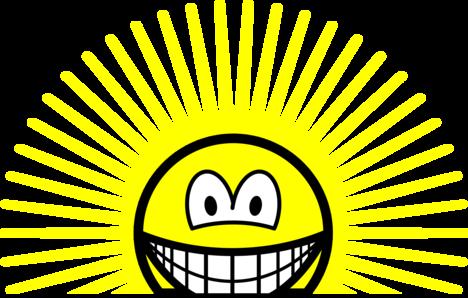 Sunrise smile
