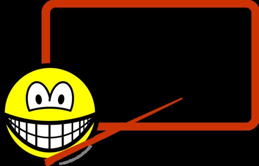 Teacher smile