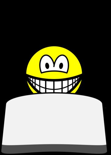 Toaster smile