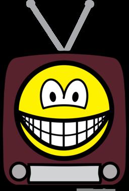 TV smile