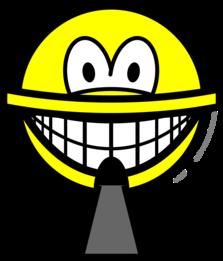 UFO smile
