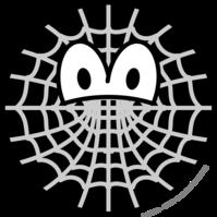 Venom Spiderman smile