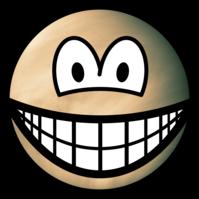 Venus smile