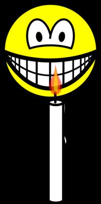 Vigil smile