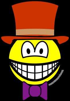 Willy Wonka smile