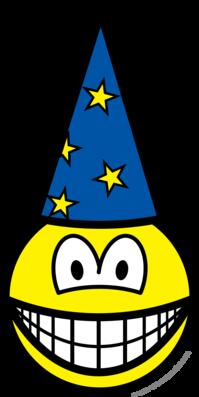 Wizard smile