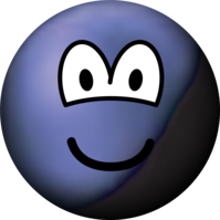 Pluto emoticon