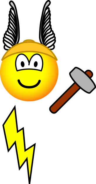 Thor emoticon